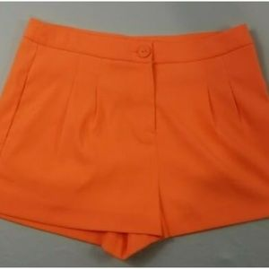 Forever 21 Women's Peach Shorts Large